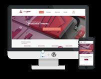 Sklep GrafPrint - E-commerce, responsive
