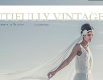 Beautifully Vintage | Bridal Magazine