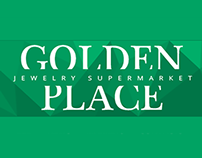 Golden Place (landing page)