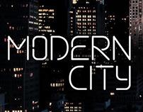 City typeface
