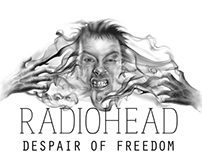 RADIOHEAD despair of freedom
