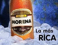 Cerveza Morena