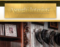 Asnaghi Web Site