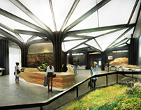 Ordos Eco Museum Proposal A