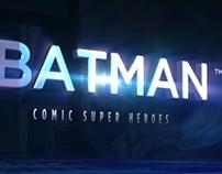 HeroClix TabApp DC Characters Trailer