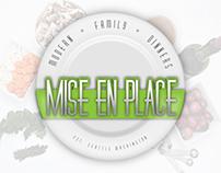 Mise En Place  |   Logo