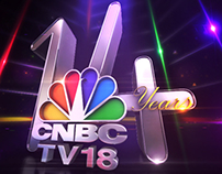 14 Years of CNBC TV | TV18