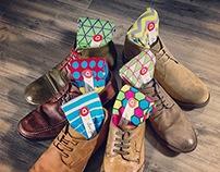 Love Your Feet Socks Debut LIne