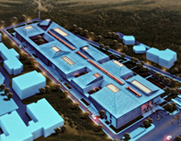 Adiyaman Active Living Centre Architectural Design Comp