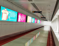Dubai Metro Open Museum
