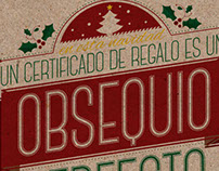 VELVET The Shoe Store / December Ad