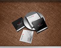 Multi Business Card Mockup Template