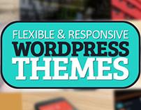 Responsive Design Flexible WordPress Themes