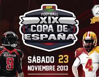 Cartelería Osos Rivas Football 2013 parte 1
