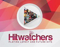 Hitwatchers Radio Show Visuals