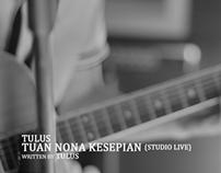 Tulus: Tuan Nona Kesepian (Studio Live)