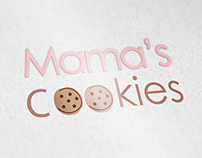 Homemade Cookies ( logo, stickers and photography)