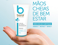 ADVERTISING - BARRAL DERMAPROTECT CREME MÃOS REPARADOR