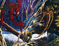 Spiderman universe
