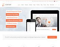 Fortis7 WordPress Theme