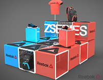 Reebok Launch Stand