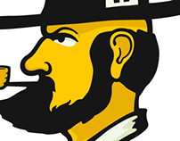 Appalachian State Mountaineers Logo Redo
