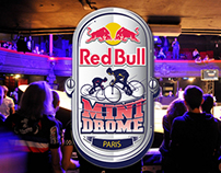 RedBull MiniDrome Paris 2013