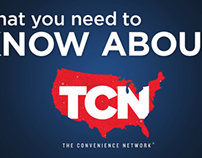 The Convenience Network Infographic