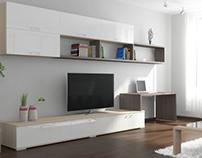Furniture for catalog