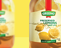 GREENO, Preserved Lemons