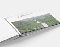 Editorial Design: Kwandwe Game Reserve Showcase book