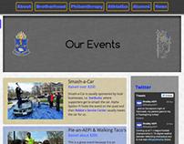 B.U. AEPi Website