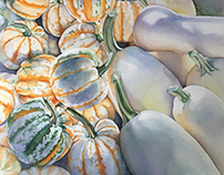 Dueling Squashes