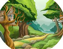 Treehouse Sprites