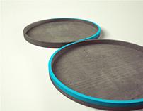 Diploma project - Concrete tableware!