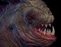 ZBrush Monster