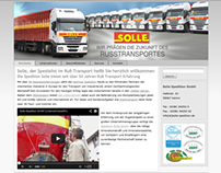 Spedition Solle