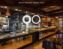 Doppiozeroo Restaurant | website