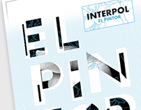 Interpol - El Pintor Album