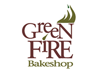 Green Fire Bakeshop Logo