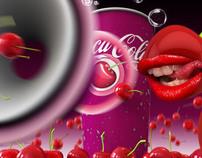 Cherry coke