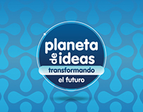 "Paquete gráfico ""PLANETA DE IDEAS"" Discovery Channel"
