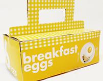 Breakfast Eggs - Egg Packaging