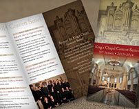 King's Chapel Brochure