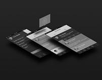 Studi.ous App Design