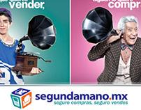Campaña Segundamano.mx