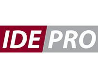 IDEPRO -Flyer stand e folder para o CBTD 2013