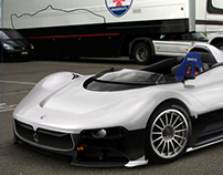 Maserati BirdcAge