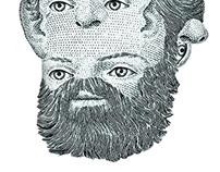 Money portraits