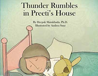Thunder rumbles in Preeti´s house